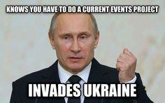 Putin Meme - 365 funny pics | Funny Shitty | Pinterest | Memes ...