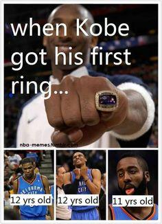 NBA Memes. Kobe Bryant, Lakers.