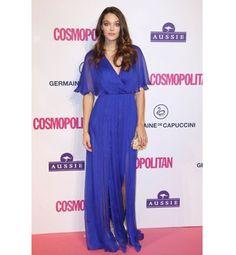Ana Rujas en los Premios Mujer Cosmopolitan FFF 2012