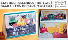 Best Idea Ever When Starting a New School - Modern Parents Messy Kids
