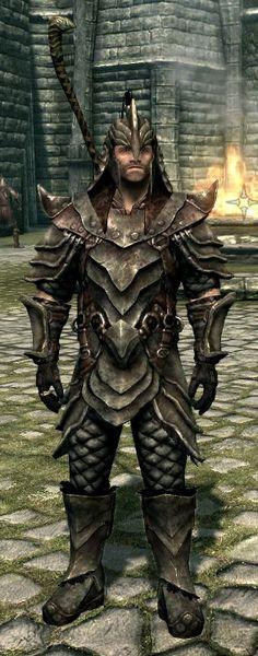 Skyrim Orcish Armor