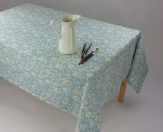 """Floral"" tablecloth by Klippan - Yulki's Home Décor"