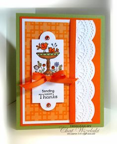 For the Birds, Me, My Stamps and I, Stampin' Up