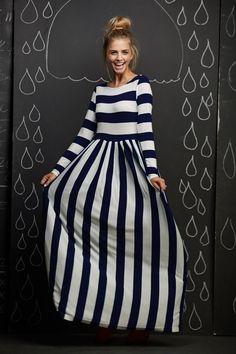 Amsterdam Maxi Dress by Shabby Apple
