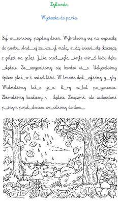 BLOG EDUKACYJNY DLA DZIECI: DYKTANDA Learn Polish, Kids Activities At Home, Polish Language, Whole Brain Teaching, Educational Crafts, What Book, Essay Topics, Kids And Parenting, Kids Learning