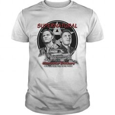 Supernatural Tees  Brothers In Arms TShirt