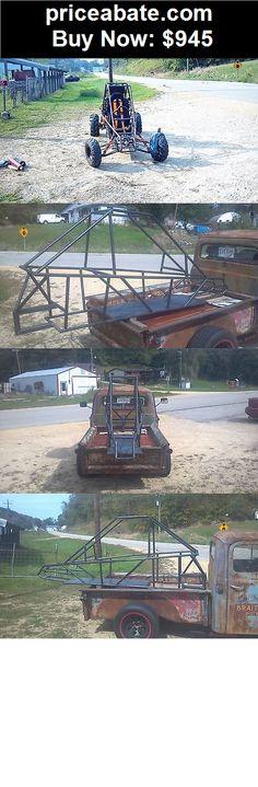 Power-Sports-ATVs-UTVs: Mini Sand Rail Dune Buggy, Go kart, Custom Designed Frame, Motorcycle Engine RZR - BUY IT NOW ONLY $945 Go Kart, Drift Kart, Motorized Trike, Off Road Buggy, Solar Car, Drift Trike, Sand Rail, Kart Racing, V Max