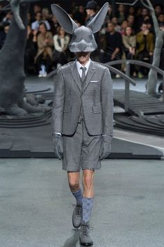 Thom Browne Fall/Winter 2014