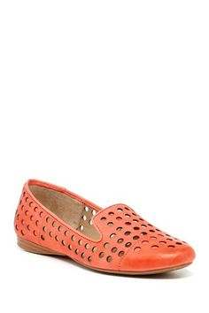 Comfy Coral Slip-On Shoes
