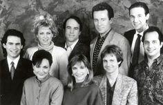 80's SNL cast