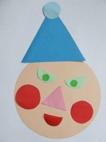 A bohócok és a formák Lava Lamp, Art For Kids, Kids Rugs, Activities, Diy, Home Decor, Spring, Art For Toddlers, Art Kids