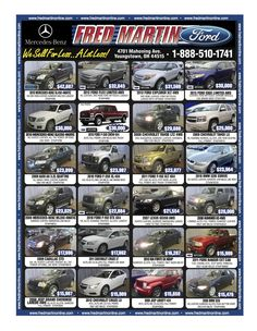 Angelo 39 s auto sales issue 4 of 2014 drive magazine for Fred martin mercedes benz