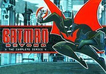 Batman Beyond: The Complete Series [Limited Edition] [9 Discs] [With Booklet] [DVD]