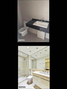 Pequenos detalhes que fazem a grande diferença #quitetefaria #banheiro