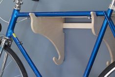 16 Creative Ways to Hang Up Your Bike | Brit + Co