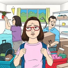 For many students, the transition to adult independence is unexpectedly difficult. Here's how parents can help. Work Family, Moving Day, Wall Street Journal, Freshman, Parenting, Children, Kids, College Students, Raising