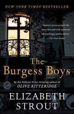 The Burgess Boys -  Elizabeth Strout