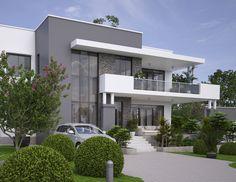 38 New ideas for house design architecture morden House Design, House Front, House Architecture Design, House Exterior, House Styles, Morden House, Contemporary House, Modern House Exterior, House Designs Exterior