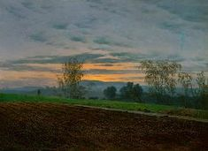 Caspar David Friedrich - Sturzacker