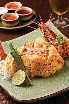 If you're here in #Thailand, one dish you can't miss is Pad Thai! Visit us for an authentic Thai food at #SpiceMarket