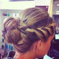 braided hair | Tumblr
