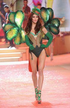 Newest Lingerie Fashion Show Victoria's Secret