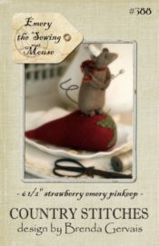 Emery the Sewing Mouse