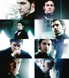 North And South. Richard Armitage..akdjskfjskjfs oh God what a man! <3 <3