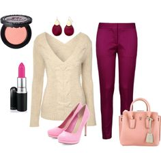 Spring 3. by szunda on Polyvore featuring Jane Norman, STELLA McCARTNEY, MCM, Mixit, Too Faced Cosmetics and MAC Cosmetics