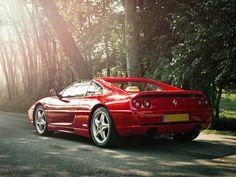 Ferrari 355 GTS #CarFlash
