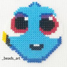 Baby Dory perler beads by _beads_art