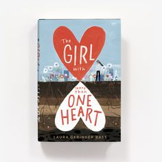The Girl with More Than One Heart. Cover illustration by Penelope Dullaghan.