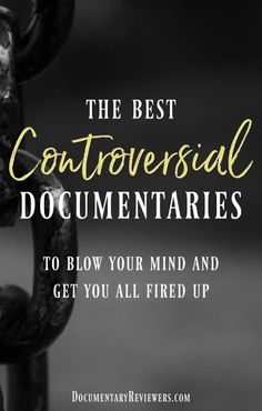 movies to watch These controversial documentaries will make you question things you thought you already knew! They're all worth watching, so time to update your queue. Best Documentaries On Netflix, Spiritual Documentaries, Netflix Movies To Watch, Good Movies To Watch, Health Documentaries, Castle Tv, Castle Beckett, Abc Family, Ace Hood
