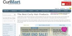 CurlMart | The 18 Online Beauty Shops You Need In Your Life