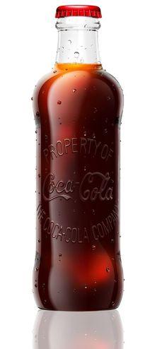 Original Coca–Cola Hutchinson bottle, 1899