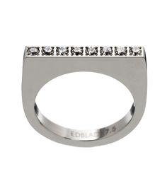 Avalon pin ring steel   Edblad
