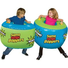 Sumo Bumper Bopper — Bump Up Your Fun And I thought Sockem Boppers were cool