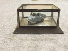 アンティークガラスケース小型レトロコレクションケース Antique glass case ¥1000円 〆03月28日