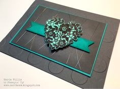 Cardbomb: OSAT Blog Hop: Love is in the Air