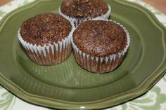 Chocolate Zucchini Muffins - This gluten-free recipes combines chocolate and zucchini in a muffin.