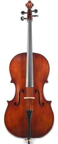 I love the cello. Such a beautiful instrument:)