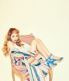 남지현 Jihyun (4Minute) - Esquire Magazine April Issue '16