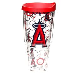 Los Angeles Angels of Anaheim Tervis 24oz. Bubble Up Wrap Tumbler with Lid - $19.99