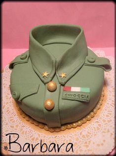 Cake decorating ideas for military Army Cake, Military Cake, Military Army, Military Retirement, Military Wedding, Pretty Cakes, Cute Cakes, Wedding Topper, Wedding Cakes
