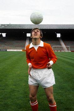 Tony Green of Blackpool in 1972.