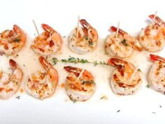Grilled Shrimp with Habanero and Roasted Garlic Vinaigrette | Hispanic Kitchen