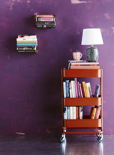 Näkymätön kirjahylly on pieni tilaihme