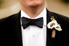 Modern Elegant Gray and White Utah Wedding