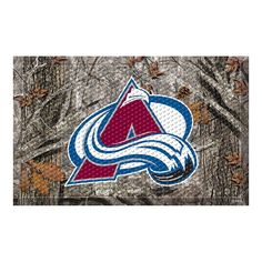 Colorado Avalanche NHL Scraper Doormat (19x30)