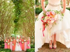 Obsessed with this floral bouquet! | Katelyn James Photography